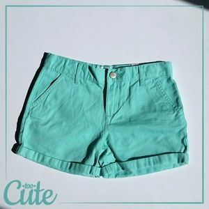 Children's Place Aqua Shorts